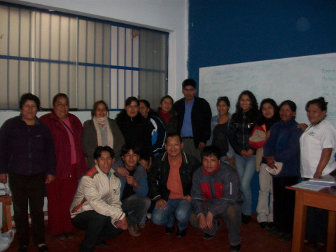 photo of Fuerza 2008 Group