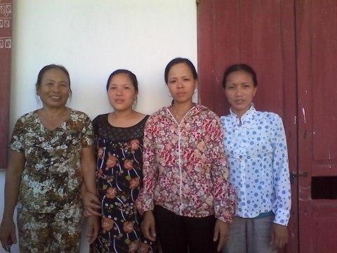 photo of Nhóm 04 Đông Thành Group