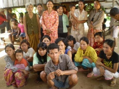 photo of Mr. Sophal Uy Village Bank Group