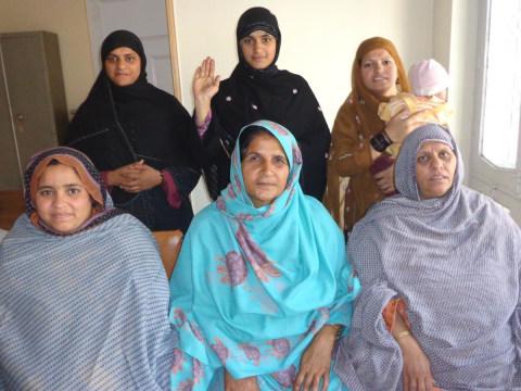 photo of Shazia's Group