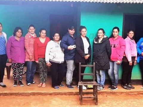 photo of Las Madres Group