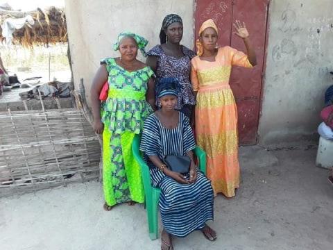 photo of Aissatou Lelouma's Group