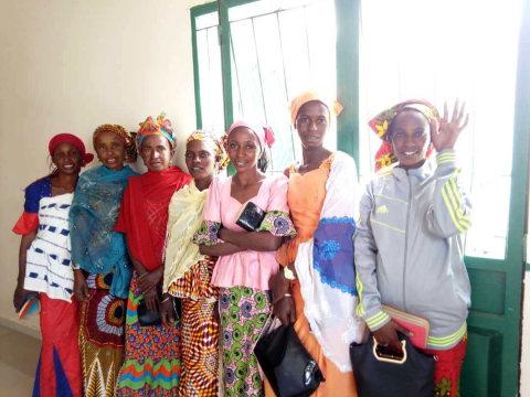 photo of Khardiata's Group