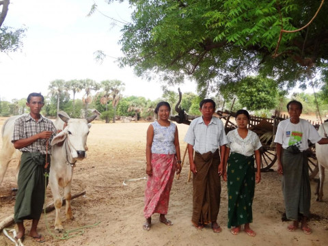 photo of Za Yat Kyaung Village