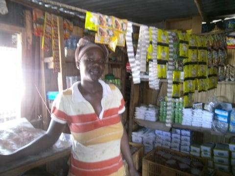 photo of Grace Adhiambo