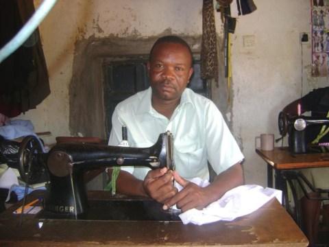 photo of Timothy Odhiambo