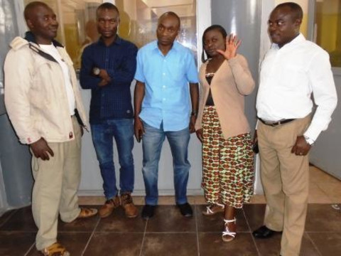 photo of Uamsho Mpya Group