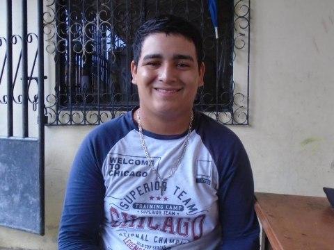photo of Fabian Vinicio