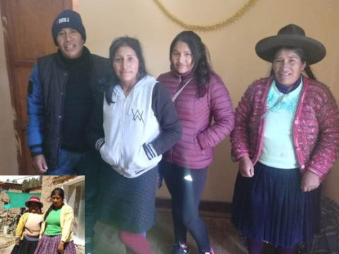 photo of Dos De Mayo Ocongate Group