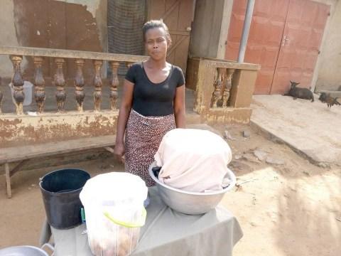 photo of Akoua Massan