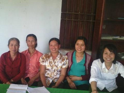 photo of Nhóm 11 Cụm 4.5 Thôn 4 Quảng Nhân Group