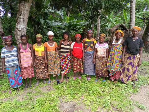 photo of Adama's Best Female Farmers Group