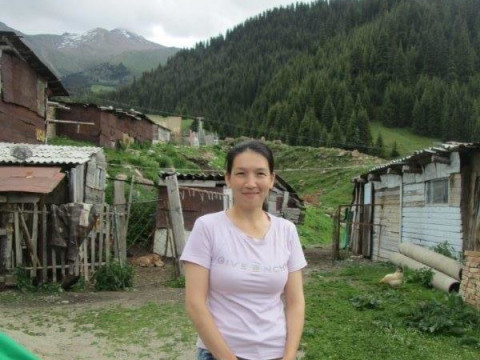 photo of Begayim
