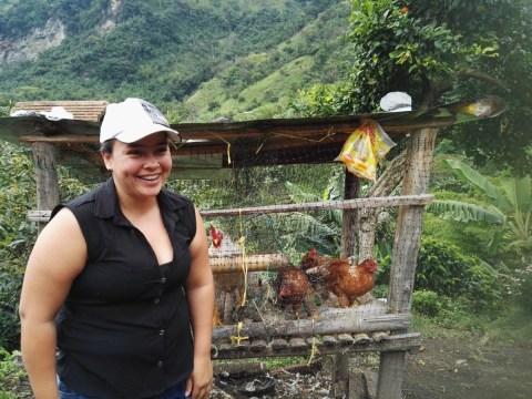 photo of Isabel Cristina