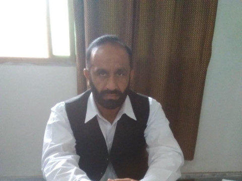 photo of Agha Hassanraza
