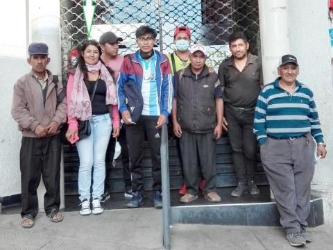 photo of Los Llank'adores Group
