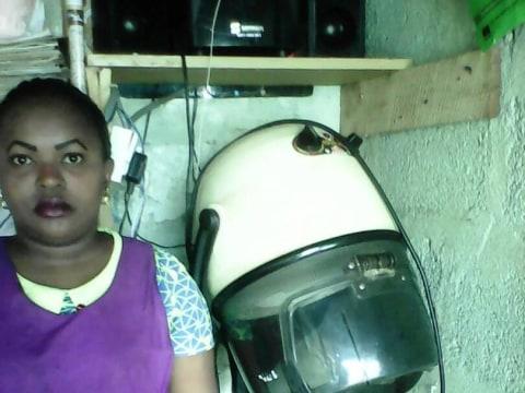 photo of Pauline Mweru