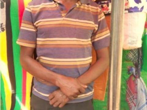 photo of Geoffrey Mbugua