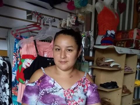photo of Yaritza Lizbeth