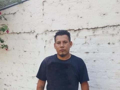 photo of Nicolás Antonio
