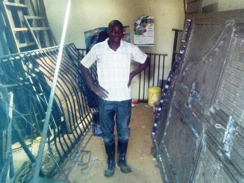 photo of Kennedy Otieno