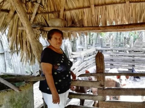 photo of Elvira Isabel
