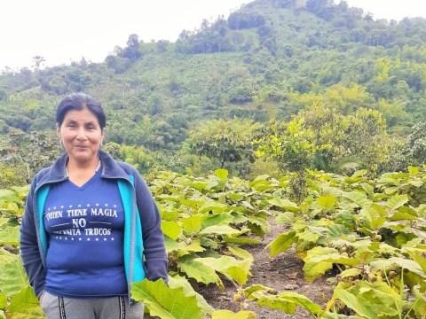 photo of Isabelina