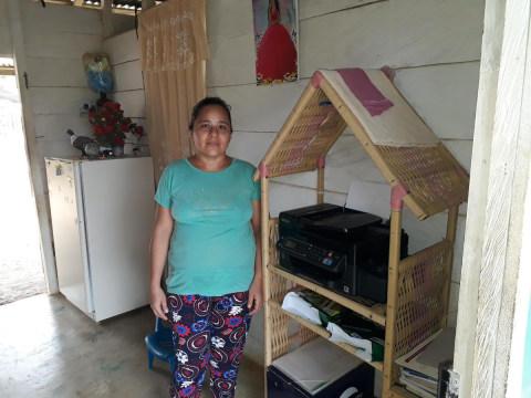photo of Sandra Patricia