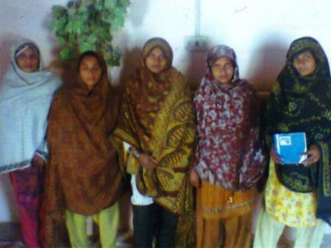photo of Amna Mai's Group