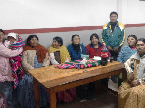 photo of Virgen De Socabon Group