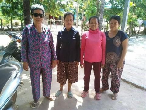 photo of Sokheoun's Group
