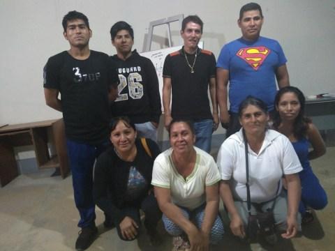 photo of Las Hormiguitas Group