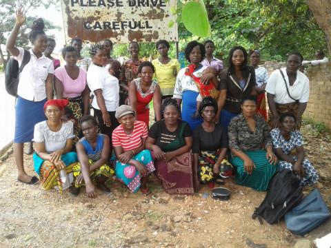 photo of Chawanangwa Group