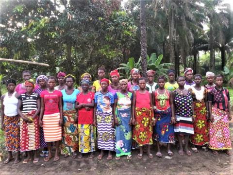 photo of Jeminatu's Survivors Group
