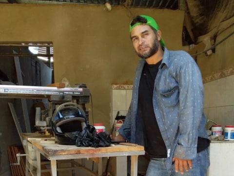 photo of Domingo Alberto