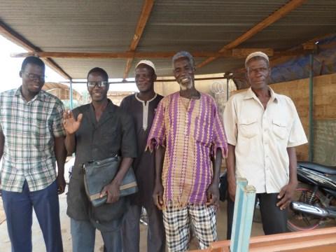 photo of Wendbenedo De Boulala Group