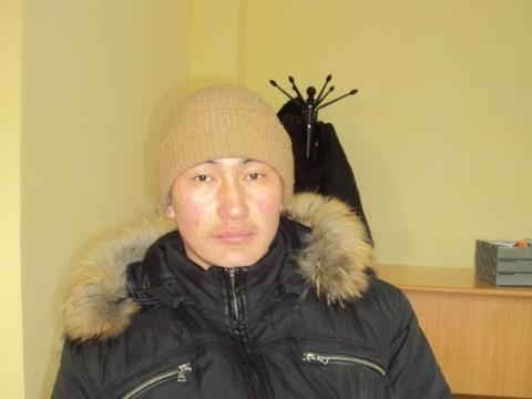photo of Sergelenbaatar