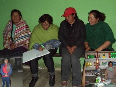 photo of Virgencita Chanka Group