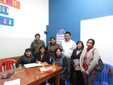 photo of Renacer De Wanchaq Group