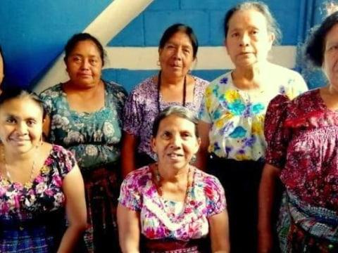 photo of Indigenas Pedranas Group