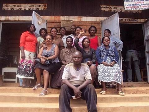 photo of Nyikira Okole Women's Group B