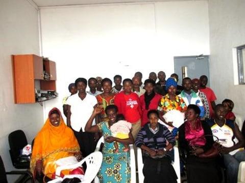 photo of Susuruka Tumba Group