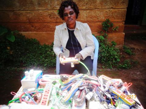 photo of Winnie Wambui