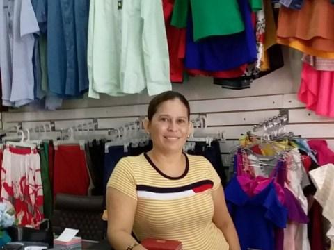photo of Olga Carolina