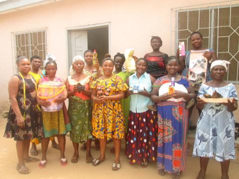 photo of Nyame Nsa Womu Group