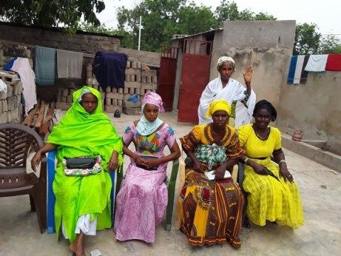 photo of Ouleymatou's Group