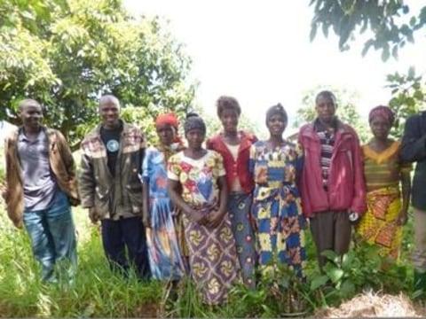 photo of Shirubute Muhinzi Group