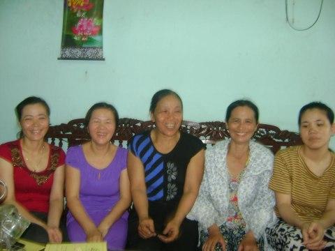 photo of Nhóm 06 Phố Hạnh Phúc, Nam Ngạn Group