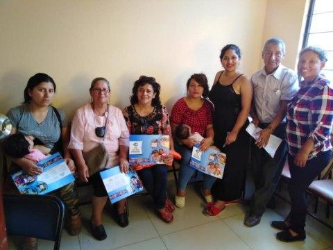 photo of El Progreso Del Bosque Group