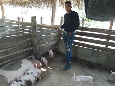 photo of Gerson Manuel